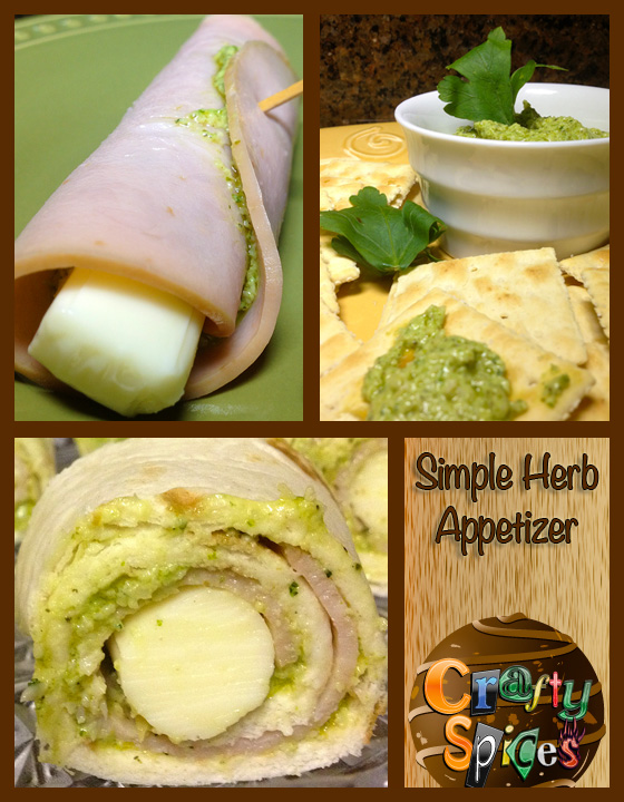 Simple Herb Appetizer