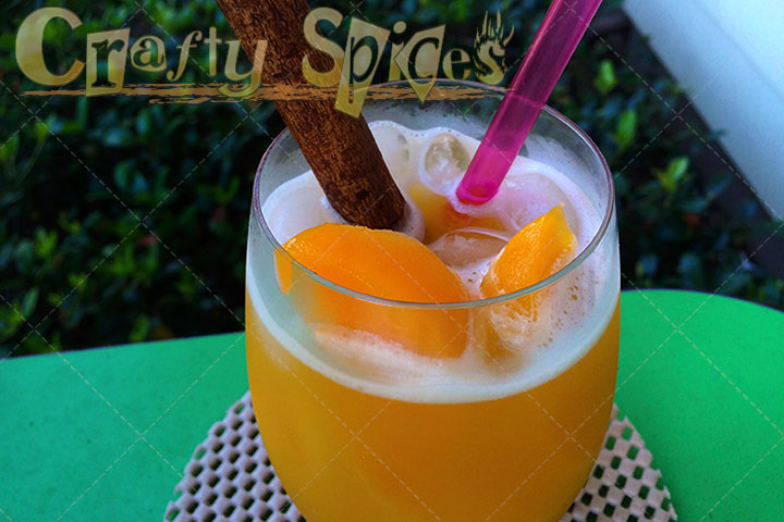 Peach Refreshing Beverage