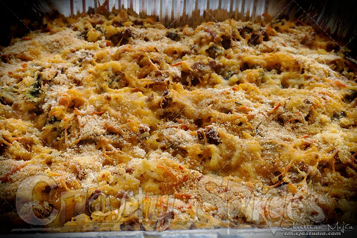 Cheesy Rice Casserole