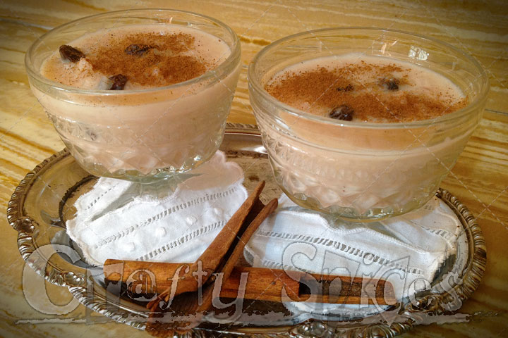 Rice Pudding (Arroz con Dulce)