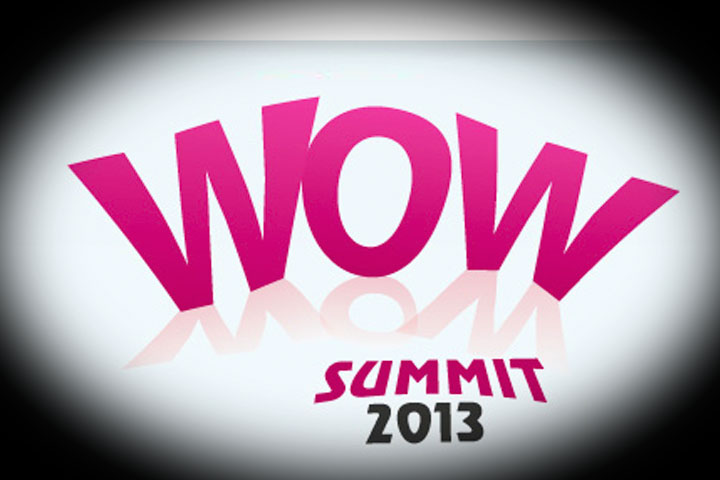 WoW Summit 2013 Event