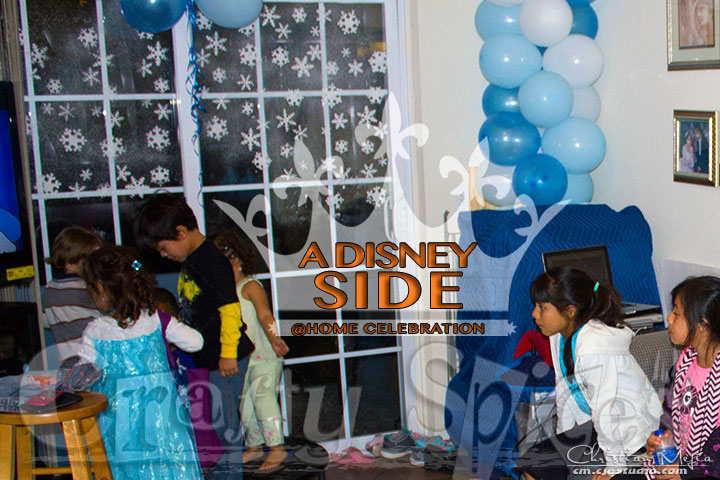 A DisneySide @Home Celebration