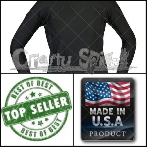 Rash Guard Women Long Sleeve Compression Shirt