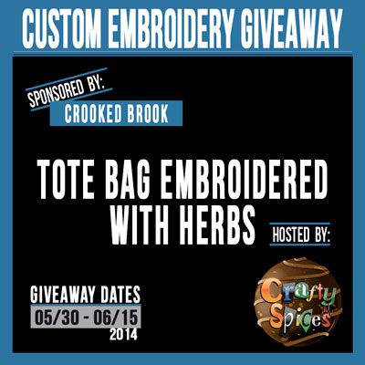 Custom Embroidery Giveaway Tote Bag Embroidered Event