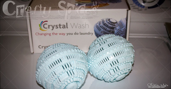 Cristal Wash, Changing the way we do laundry