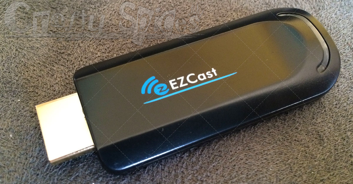 EZCast Wireless HDMI Streaming Media Player