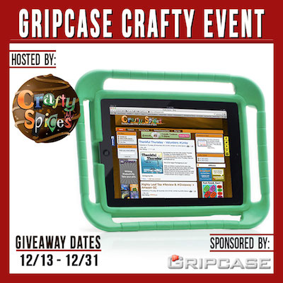 Gripcase Giveaway Event
