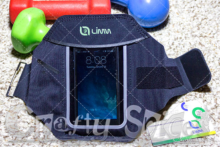 Limm Sports Armband for iPhone 6