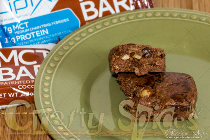MCT Energy Bars