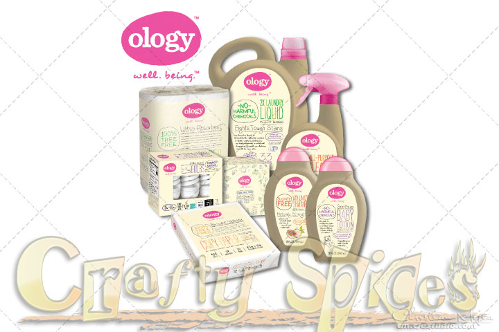 Ology Eco Friendly Products Exclusively at Walgreens