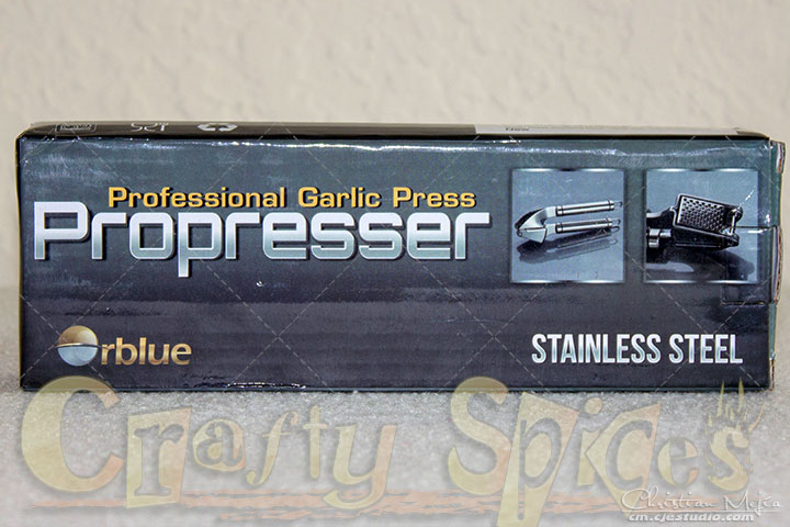 Garlic Press Propresser #garlicpress