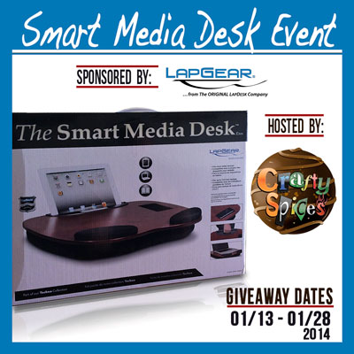 Smart Media Desk Giveaway Event
