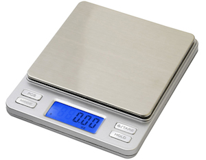 Smart Weigh 500 x 0.01g Digital Pro Pocket Scale