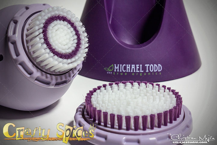 The Soniclear Anti-Microbial Skin Cleansing System