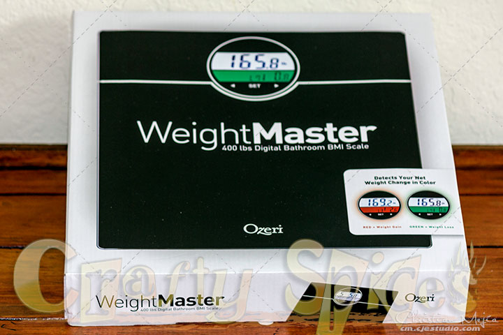 Ozeri WeightMaster 400 lbs Digital Bath Scale #Ozeri
