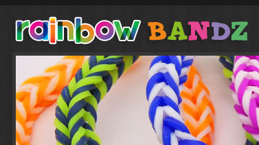 Rainbow Bandz Loom Kit Logo