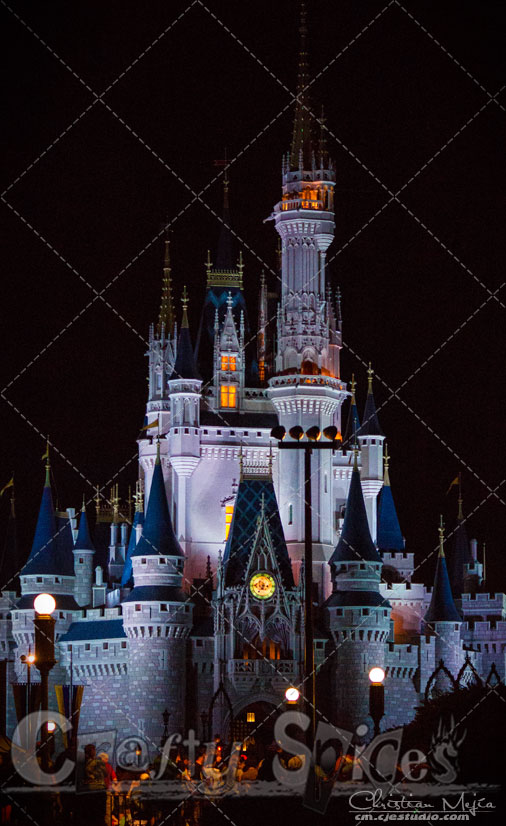 Walt Disney World, Cinderella Castle