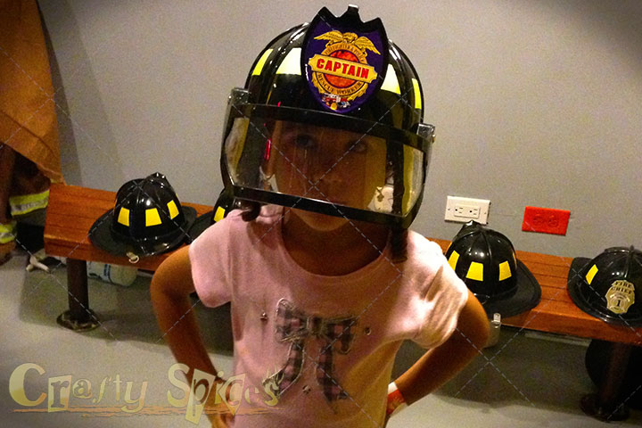 Kira the firefighters!