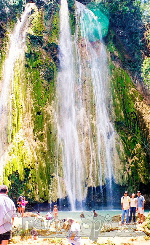 Salto del Limon, beautiful Cascade