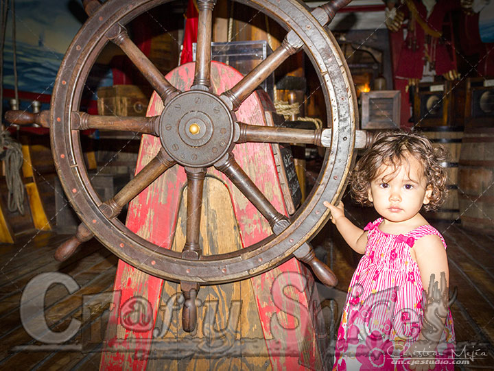 Kaylee @ Pirate & Treasure