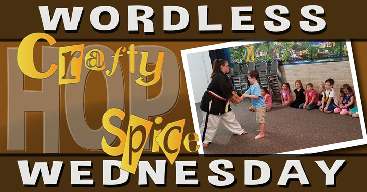 Wordless Wednesday - Self Defense