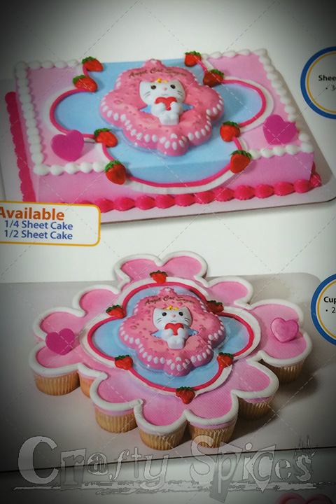 More Hello Kitty Cake Options