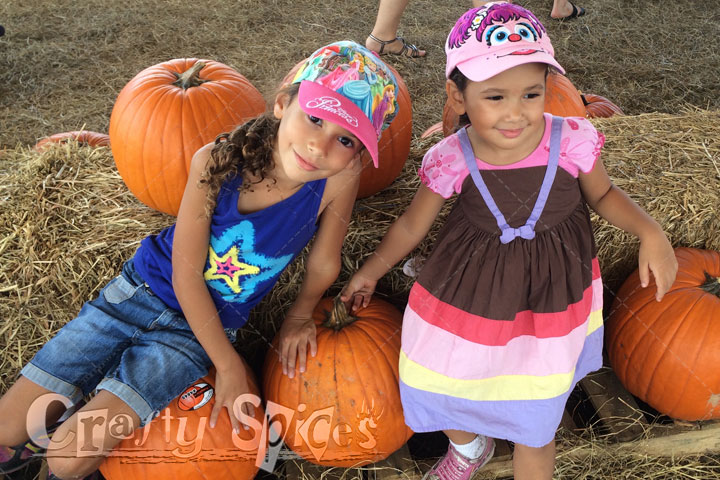 The Girls - Pumpkin Fun