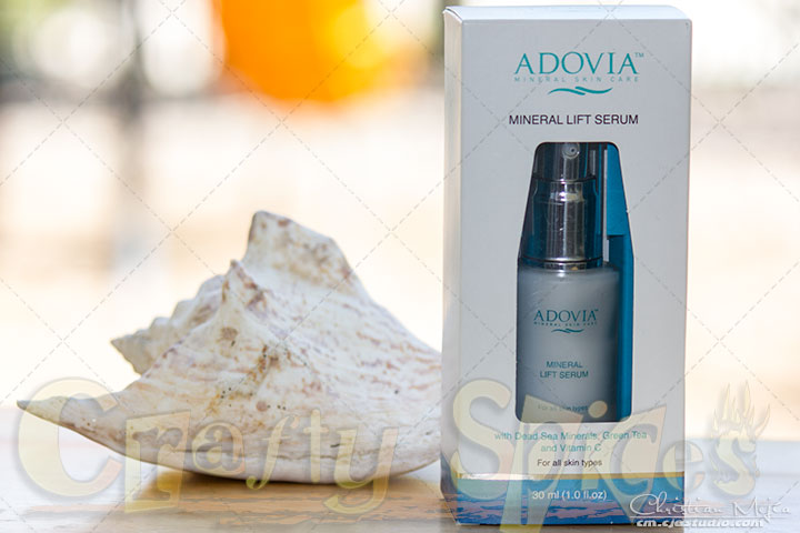 Adovia Facial Lift and Firm Serum with Dead Sea