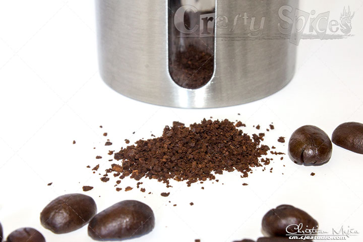 Brillante Coffe Grinder