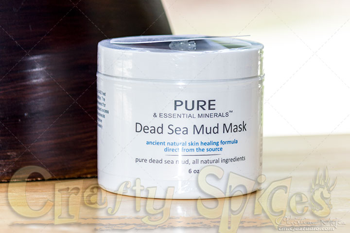 Pure & Essential Mineral Dead Sea Mud Mask