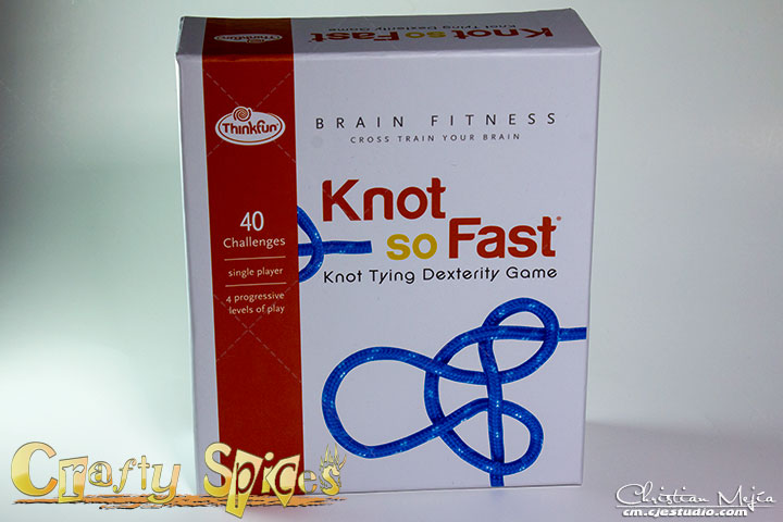 Brain Fitness Knot So Fast