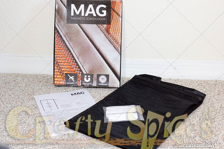 MAG Magnetic Screen Door