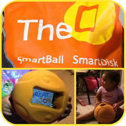 Learning through Play with TheO SmartBall